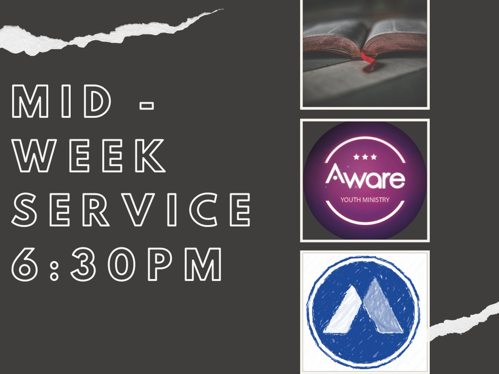 Wednesday Night Services
