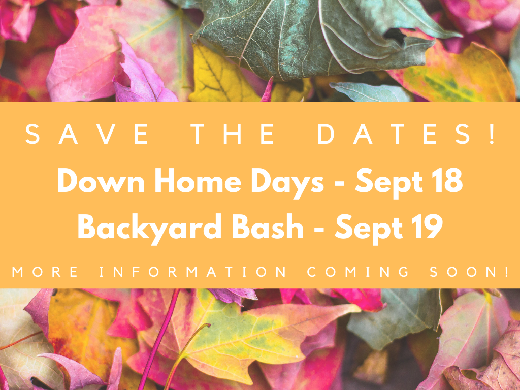 september save the dates